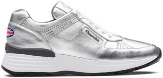 Church's metallic Plume low-top sneakers