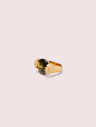 Kate Spade House Cat Double Paw Ring