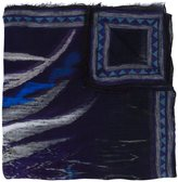 Yigal Azrouel 'Abstract Agate' scarf