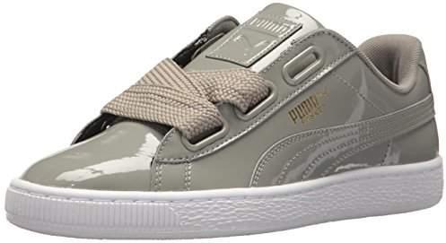 online store 0297b a8f64 Women's Basket Heart Patent Wn Sneaker