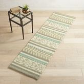 Pier 1 Imports Cloud Step® Natural Striped 2x5 Memory Foam Rug