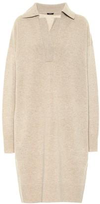 Joseph Oversized merino wool sweater dress