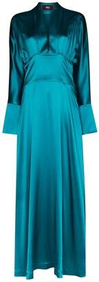 Taller Marmo Elvira maxi dress