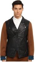 Vivienne Westwood Leather Moto Jacket