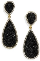 BaubleBar Women's Moonlight Drop Earrings