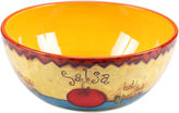 Certified International Salsa Deep Bowl