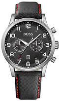 HUGO BOSS Boss Mens Chronograph Aeroliner 1512919 Watch