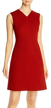 BOSS Divalyn V-Neck Jersey Dress - 100% Exclusive