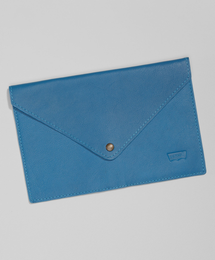Levi's Leather Clutch