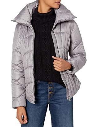 Pink Platinum Women's Matte CIRE Down Blend Jacket