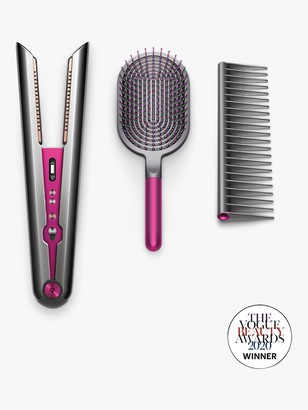 Dyson Corrale Cord-Free Hair Straighteners Gift Edition with Styling Set
