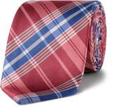 Van Heusen Plaid Check Tie