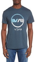 RVCA Men's Wings Reverse Graphic T-Shirt