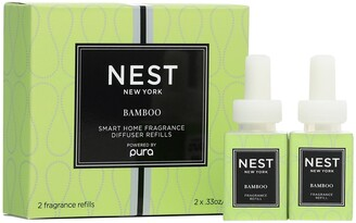 Nest Bamboo Smart Home Fragrance Diffuser Refill Set
