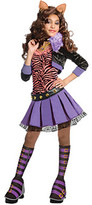 Rubie's Costume Co Monster High Deluxe Clawdeen Wolf Child Costume