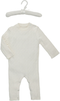 A Pea in the Pod Baby Cable Knit Jumpsuit By Elegant Baby