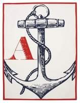 Thomas Paul A Anchor Tea Towel