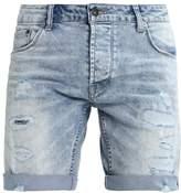 Solid Joy Denim Shorts Light