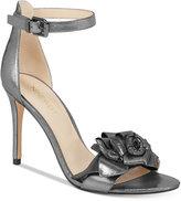 Nine West Martine Two-Piece Sandals