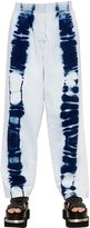 MM6 MAISON MARGIELA Tie Dye Printed Cotton Jeans