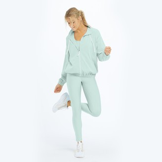 Summersalt The On-The-Go Zip-Up Jacket - Sage
