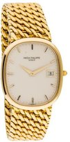 Patek Philippe Golden Ellipse 3747J Watch