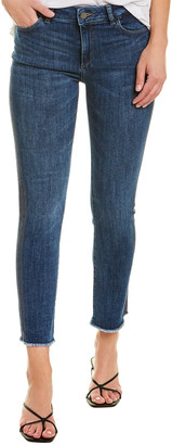 DL1961 Premium Denim Mara Brooke High-Rise Straight Leg