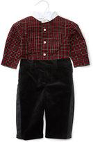 Ralph Lauren Tuxedo Shirt & Trouser Set