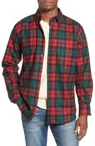 Pendleton Men's Fireside Wool Flannel Shirt