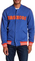 Mitchell & Ness Denver Broncos Fleece Jacket