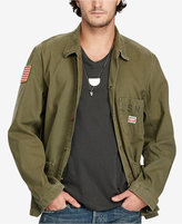 Denim & Supply Ralph Lauren Men's Cotton Herringbone Jacket