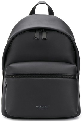 Bottega Veneta Logo Embossed Backpack