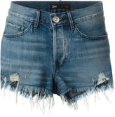 3x1 Boyfriend denim shorts