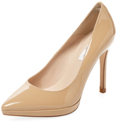 LK Bennett Clare Patent Leather Pump