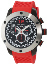 Mulco Prix Collection MW2-6313-065 Men's Analog Watch