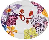 Missoni Flowers Oval Platter