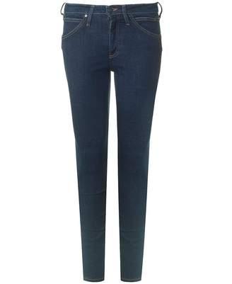 Calvin Klein Jeans Sculpted Skinny Jeans Colour: BLUE, Size: 26R