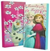 Disney Frozen Frozen 2-Pack Canvas Wall Art, 7 x 14