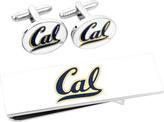 Cufflinks Inc. Men's U of California Bears Cufflinks/Money Clip Set