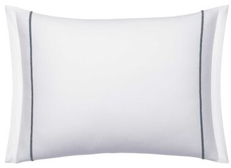 Vera Wang Zig Zag Rectangular Cotton Pillow