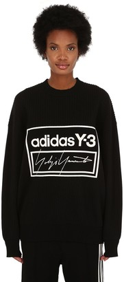Y-3 Wool Knit Sweater