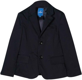 Fay Blue Teen Jacket