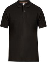 Paul Smith Smiley-embroidered cotton polo shirt