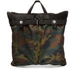 Ralph Lauren Nylon Camouflage Helmet Bag