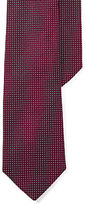 Ralph Lauren Purple Label Silk Jacquard Narrow Tie