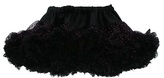 Kaiya Eve Kids - Sparkle Pettiskirt (Infant/Toddler/Little Kids) (Black)