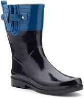Western Chief Top Pop Women's Colorblock Rain Boots