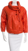 Philosophy di Alberta Ferretti Orange A-Line Jacket w/ Tags