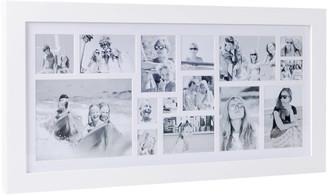 XLBoom - Multi Image Rectangle Frame - White