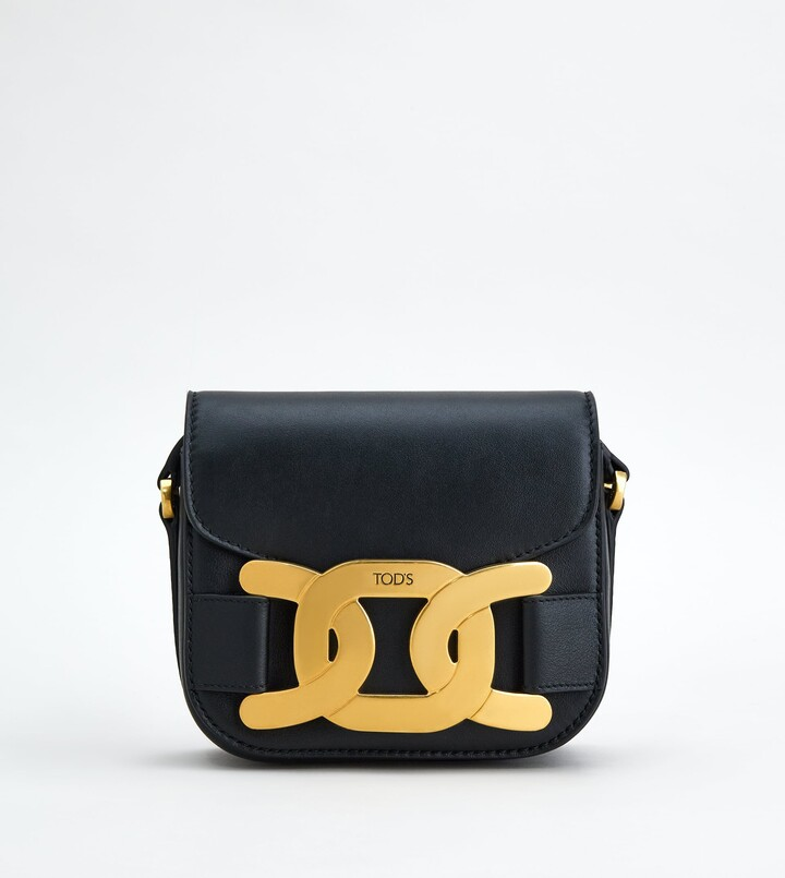 Thumbnail for your product : Tod's Leather Crossbody Bag Mini